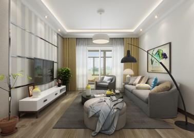 梅湖明珠现代风格