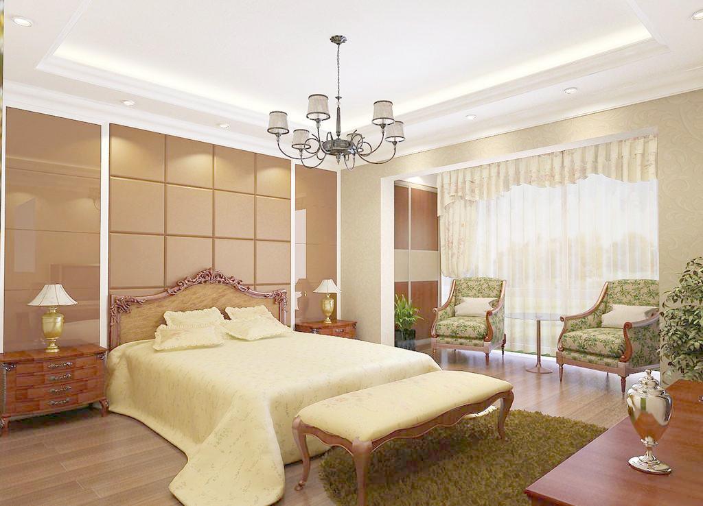 贵阳卧室装修